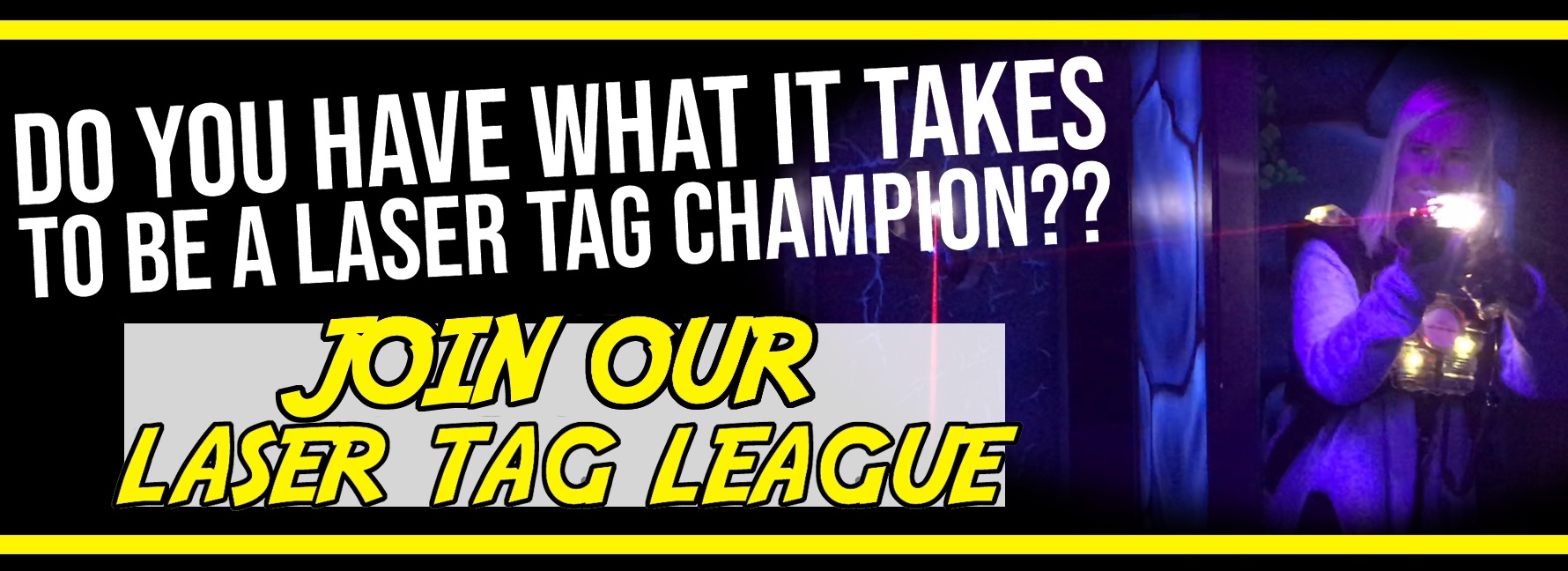 Laser Tag League Link